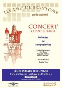 concert 29.03.12