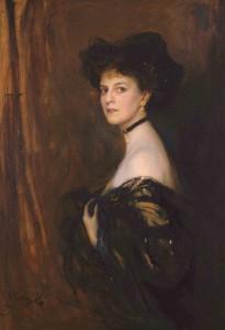 La Comtesse Greffulhe en 1905 vue par le peintre Philip de Laszlo