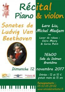 Beethoven, les lettres de noblesse de la sonate pour piano.