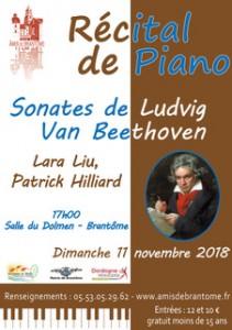 Beethoven: sonates en variations pédagogiques.