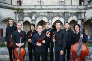 Virtuoses photo de groupe