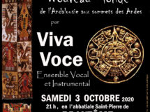 La musique baroque de l'Andalousie aux sommets des Andes : surprenante et réjouissante.